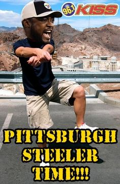 Pittsburgh steeler time