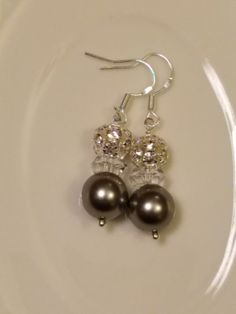 Check out this item in my Etsy shop https://www.etsy.com/listing/489366491/clarke-cook-house-swarovski-earrings-194