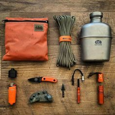 It's and we've created a brand new list of essential survival items for this year! The best bushcraft gear, survival tools, and prepping gear, all in this short list. Bushcraft Skills, Bushcraft Gear, Bushcraft Camping, Camping Survival, Outdoor Survival, Camping Gear, Camping Essentials, Camping Hacks, Survival Equipment