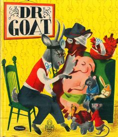 Dr. Goat by Georgiana ~ Charles Clement, 1950