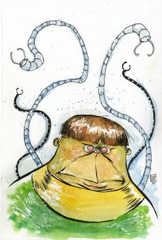 Doc Ock Skottie Young