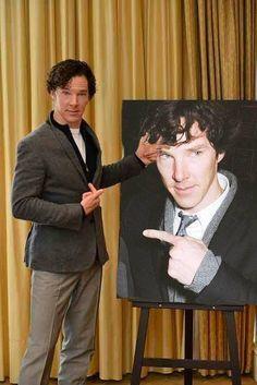 Ah Benedict, you are so kinda random