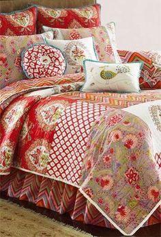 I like the combination of fabrics.