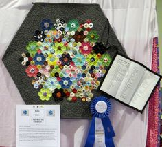 Baby Quilts – 1st Place I Spy With My Little Eye by Sue Hickman
