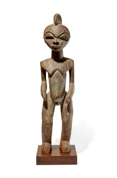 Bonhams Fine Art Auctioneers & Valuers: auctioneers of art, pictures, collectables and motor cars Arched Eyebrows, Art Africain, Large Eyes, Motor Car, Brown And Grey, Auction, Statue, Fine Art, Pictures