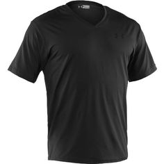 Men's The Original UA Fitted V-Neck Undershirt « Impulse Clothes