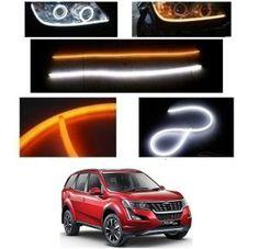 Mahindra XUV 500 2018 Fog Light Led Strip Light Price-400/- Roof Light, Light Led, Car Body Cover, Lamp Logo, New Car Accessories, Police Lights, Reverse Parking, Car Seat Cushion, Wooden Car