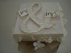 Going Buggy: Wedding Exploding Box