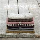 Knit for your kid. strik til børn 2-6 år - Susie Haumann - Heftet (9788799546411) - Bøker - CDON.COM