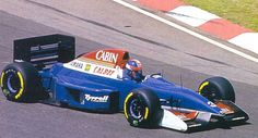 1993 Tyrrell 020C - Yamaha (Uhyo Katayama)