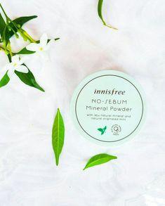 Innisfree No Sebum Mineral Powder K Beauty, Beauty Makeup, Hair Makeup, Hair Beauty, Mineral Powder, Flash Photography, Innisfree, Ad Design, The Flash