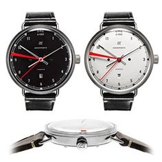 Monoposto watch