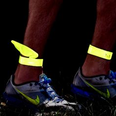 Reflective running wraps | Safety Running or Biking bands | Gone For a Run