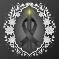 Mourning for the victims Free Vector | Free Vector #Freepik #freevector #frame #ribbon #bow #symbol Army Room Decor, Eye Makeup Steps, God Prayer, Oval Frame, Awareness Ribbons, Black Ribbon, Sculpture Art, Wall Lights, Peace