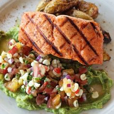 The end of the summer doesn't mean the end of adventure and sunshine, especially when the exciting and bold flavors of our Grilled Coho are keeping th...