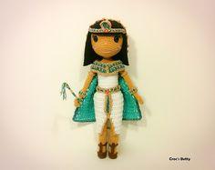 Ravelry: Cloé Cleopatra pattern by Croc's Betty