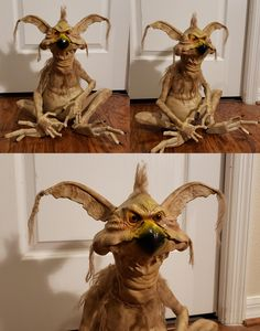 Life size salacious crumb from return of the Jedi I sculpted, printed and painted. – Home Decoration Radios, Jabba The Hutt, Image Macro, Alien Logo, Puppets, Starwars, Fabric Crafts, Star Trek, Sculpting