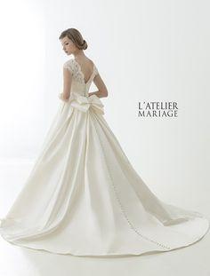 L'ATELIER MARIAGE(ラトリエマリアージュ):WHH022 レンタルウェディングドレス 大阪/東京/福岡