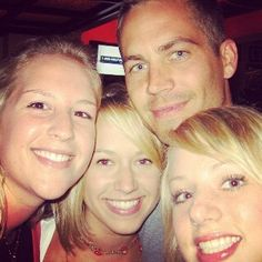 Paul Walker (Photo from __paulwwalker)