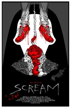 Awesome Art We've Found Around The Net: Looper, Scream, Sharknado, Voltron - Movie News   JoBlo.com