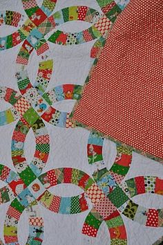 christmas pickledish quilt...oh my ...this lovely but looks like a piecing nightmare