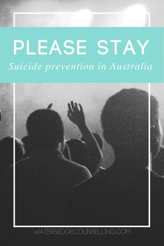 Learn the facts about suicide prevention in Australia