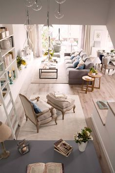 Interior Living Room Design Trends for 2019 - Interior Design Living Room Colors, Living Room Sofa, Living Room Decor, Living Spaces, Small Living, Apartment Living, Apartment Ideas, Interior Design Living Room Warm, Living Room Designs