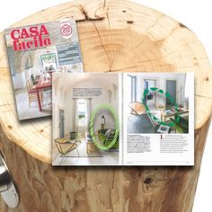 "More than proud to be featured on Casa Facile's cover story. The main article talks about Raul Bova's Country House in Puglia, a typical ""Masseria"", that became the venue of a ""cultural hub"". For the interior design, the lamp PIANTAMA designed by Marcantonio and the stool DONUT designed by Alessandra Baldereschi.  http://www.mogg.it/Prodotti/Lamp/PIANTAMA/ http://www.mogg.it/Prodotti/Seating/DONUT/  #mogg #moggdesign #piantama #marcantonio #marcantonioraimondimalerba #lamp #floor lamp…"
