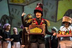@Christina Romano  guess who this fancy yet evil organ grinder is??!