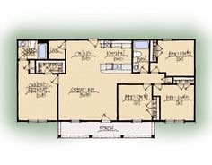 Merveilleux Schumacher Homes: Floorplans   Pompano II