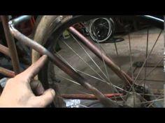 bike build 2015 rear frame,
