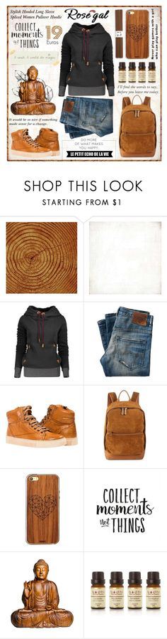 """COOL HOODIE ROSEGAL"" by celine-diaz-1 ❤ liked on Polyvore featuring Art Addiction, BasicGrey, Libertine, Frye, Toast, Acne Studios, Bodhi and L'Objet"