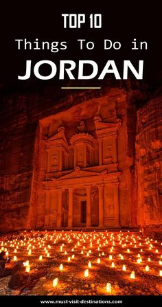 TOP 10 Things To Do in Jordan