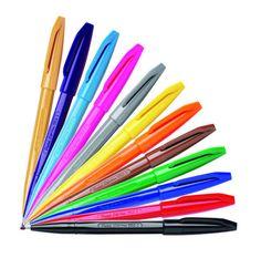 Pentel Arts|Sign Pen