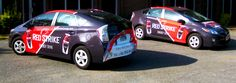 Have you invested in mobile marketing for your business yet? We specialize in all types of #Vehicle Graphics!