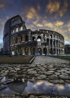 Colosseum  (Rome, Italy) | Flickr - Photo Sharing!