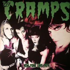 Happy Halloween. Lets get creepy with The Cramps. On sale now in our store for a limited time  #halloween #thecramps