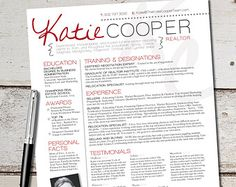 the cooper resume design graphic design marketing sales real estate realtor - Realtor Resume
