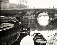 Le Pont Neuf, Paris circa 1930 - André Kertész