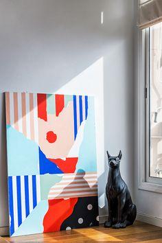 El refugio technicolor de Mireia Ruiz - HÁGASE LA LUZ | Galería de fotos 5 de 22 | AD