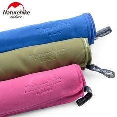 Naturehike Antibacterial Quick Drying Towels Outdoor Travel Camping  Swimming Microfiber Absorsent Hand Body Towel Hiking Backpack c6feee3de5832