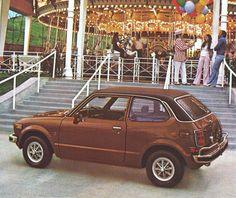 1974 Honda Civic  #Honda #HondaCivic #HondaCars