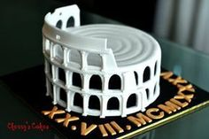 Cherry's Cakes: The Coliseum