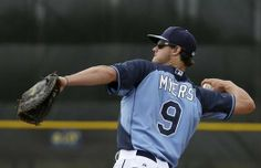 Tampa Bay Rays right fielder Wil Myers wants to show the league that he can field the ball, too, in addition to being a hitter. Maddon challenges Myers to win a Gold Glove this season. THE ASSOCIAT...