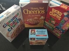 Harris Teeter Cereal Savings: general mills select cereals are on sale for 1.88 i used $0.50 coupons for each box making them $0.88 a piece, brekfast squares on sale for $2.50=total $4.28