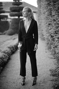Style...Sofi Fahrman // Sofi's snapshots // le smoking