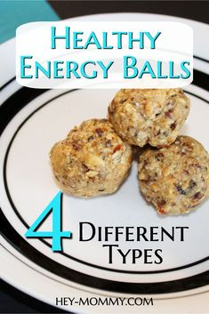 Healthy Snack Balls - Hey Mommy! These little healthy snack balls are so simple and easy to make, you will wonder why you haven't been making them for years! Easy recipe for healthy snacks. Simple, healthy snack energy balls, full of great ingredients. Flavor options are endless! What flavor will you come up with? #healthyfood #healthyrecipes #cleaneating #healthylifestyle #healthyeating #healthysnacks #healthy