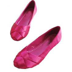 Crushing ~~> Rosa $45.00 http://shop.lechicusa.com/shoes-rosa-p-813.html  #Hot Pink #Cute #Flats #Shoes