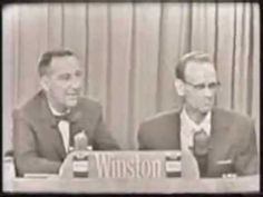 Philo Farnsworth (inventor of electronic television) on TV