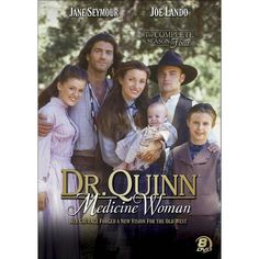 Quinn, Medicine Woman: Complete Season 4 [DVD] at Best Buy. Find low everyday prices and buy online for delivery or in-store pick-up. Jessica Bowman, Chad Allen, Dr Quinn, Joe Lando, Drama, Woman Movie, Jane Seymour, The Draw, Fantasy
